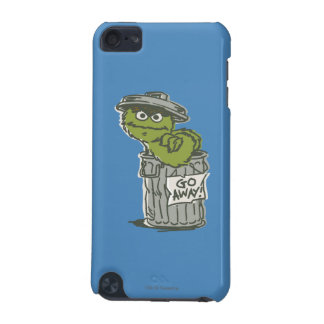 Oscar the Grouch Vintage 2 iPod Touch (5th Generation) Case
