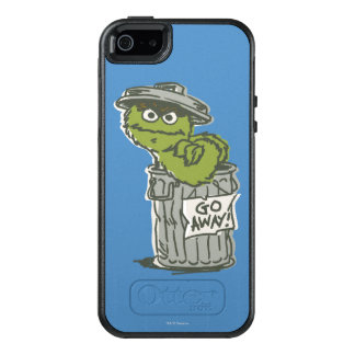 Oscar the Grouch Vintage 2 OtterBox iPhone 5/5s/SE Case