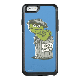 Oscar the Grouch Vintage 2 OtterBox iPhone 6/6s Case