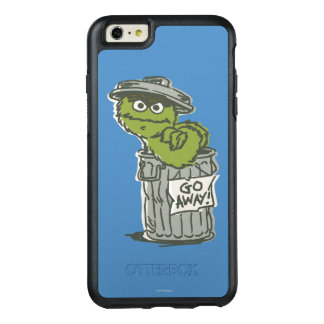 Oscar the Grouch Vintage 2 OtterBox iPhone 6/6s Plus Case
