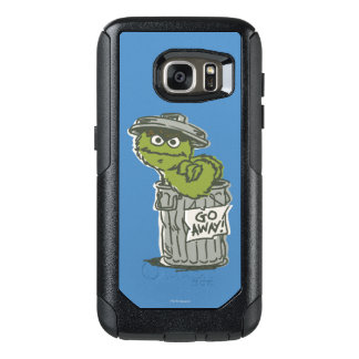 Oscar the Grouch Vintage 2 OtterBox Samsung Galaxy S7 Case