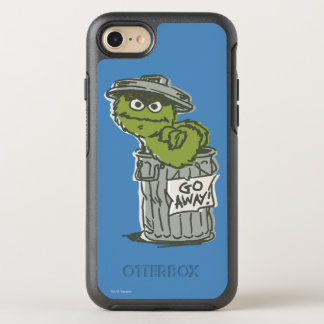 Oscar the Grouch Vintage 2 OtterBox Symmetry iPhone 8/7 Case