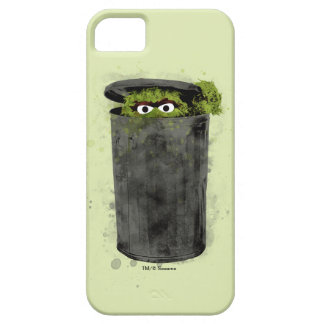Oscar the Grouch | Watercolor Trend iPhone 5 Cover