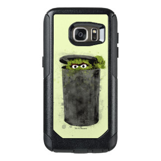Oscar the Grouch | Watercolor Trend OtterBox Samsung Galaxy S7 Case