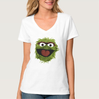 Oscar the Grouch | Watercolor Trend T-Shirt