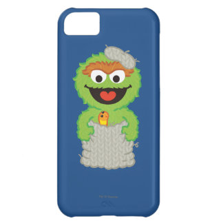 Oscar the Grouch Wool Style iPhone 5C Case
