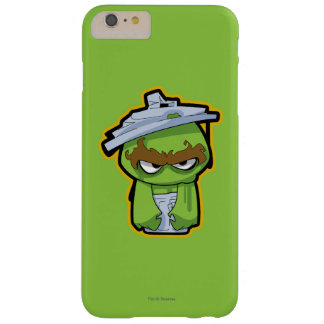 Oscar the Grouch Zombie Barely There iPhone 6 Plus Case