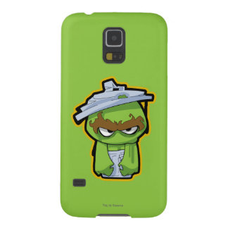 Oscar the Grouch Zombie Galaxy S5 Cover