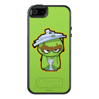 Oscar the Grouch Zombie OtterBox iPhone 5/5s/SE Case