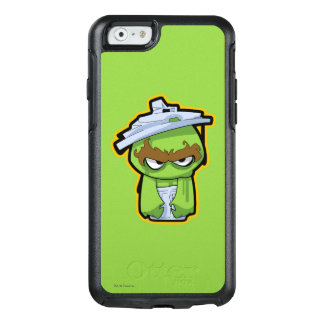 Oscar the Grouch Zombie OtterBox iPhone 6/6s Case
