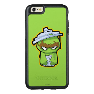 Oscar the Grouch Zombie OtterBox iPhone 6/6s Plus Case