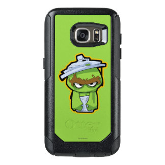 Oscar the Grouch Zombie OtterBox Samsung Galaxy S7 Case