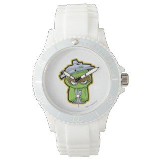 Oscar the Grouch Zombie Watch