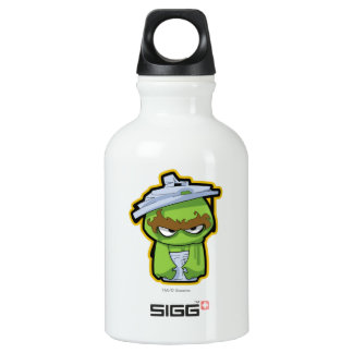Oscar the Grouch Zombie Water Bottle