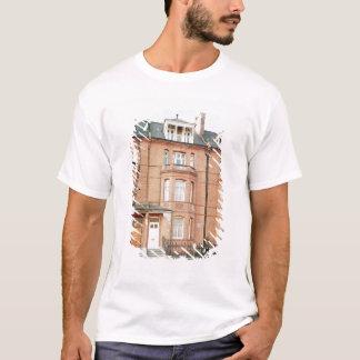 Oscar Wilde's house in Tite Street, Chelsea T-Shirt