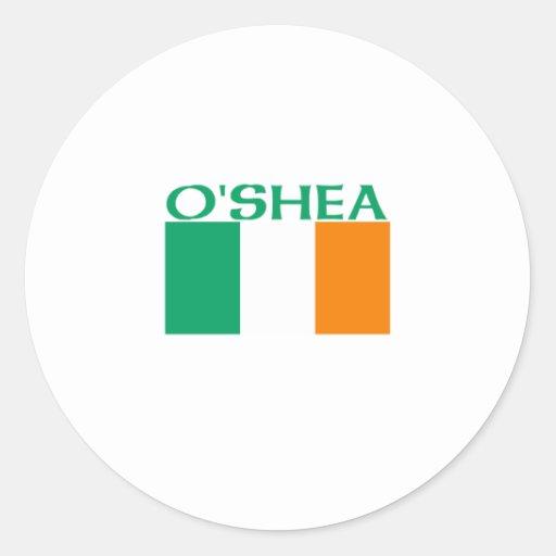 O'Shea Stickers