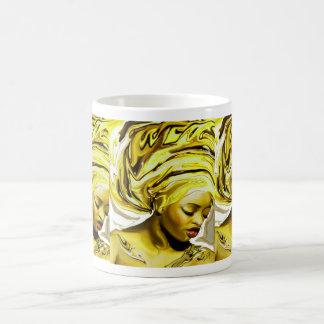 OSHUN EDE BY LIZ LOZ COFFEE MUG