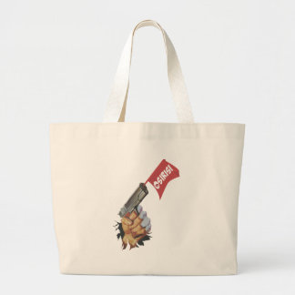 Osiris Pistola Jumbo Tote Bag