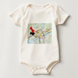 Oslo, Norway Baby Bodysuit