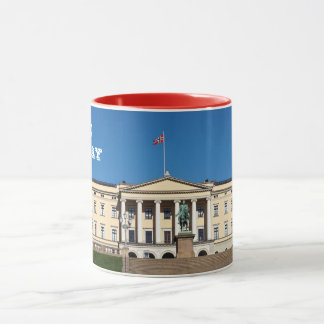 Oslo Norway Scenic Coffee Mug