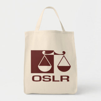 OSLR Reusable Grocery Bag
