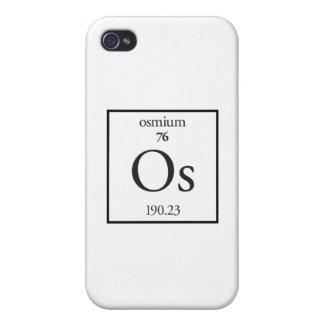 Osmium Cases For iPhone 4