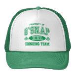 O'Snap Irish Drinking Team