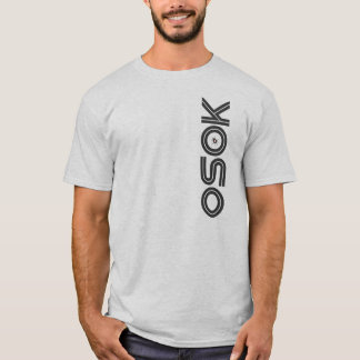 OSOK - Bullet Hole Tshirt Dark Graphic
