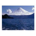 Osorno volcano and Todo Los Santos lake, Chile Postcards