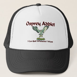 Osprey Addict Trucker Hat