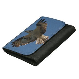 Osprey Bird Fish Wildlife Flying Wallet