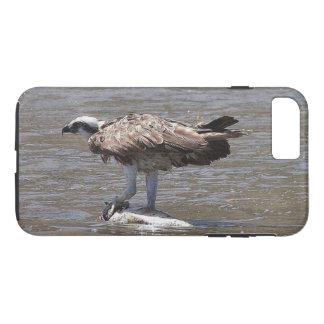 Osprey Bird Wildlife Animal Fish iPhone 7 Case
