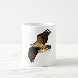Osprey Fishing Coffee Mug