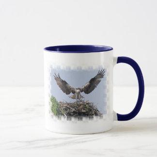 Osprey Nest Coffee Mug