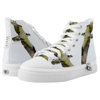 Osprey on your Feet - hightops that soar