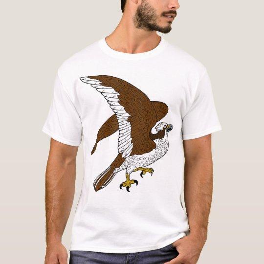 Osprey Rising to Flight T-Shirt