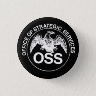 OSS lapel button