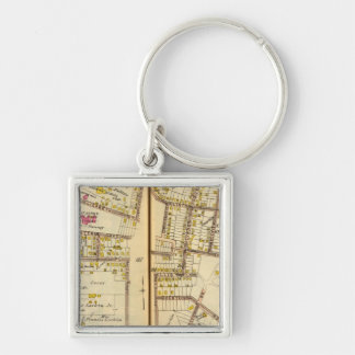 Ossining, New York 4 Key Ring