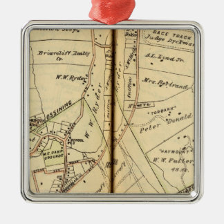 Ossining, New York Christmas Ornament