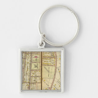 Ossining, New York Key Ring
