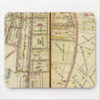 Ossining, New York Mouse Mat