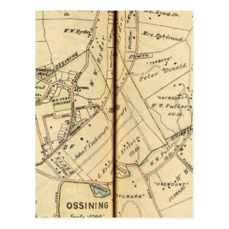 Ossining, New York Postcard