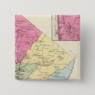Ossining, Sparta 15 Cm Square Badge