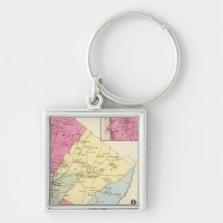 Ossining, Sparta Key Ring