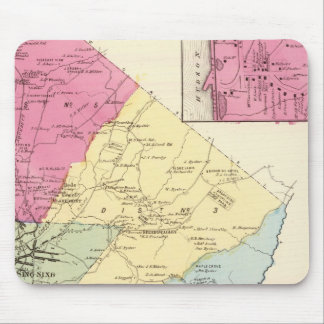 Ossining, Sparta Mouse Pad