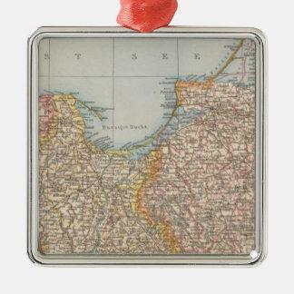 Ost u Westpreussen, East and West Prussia Christmas Ornament