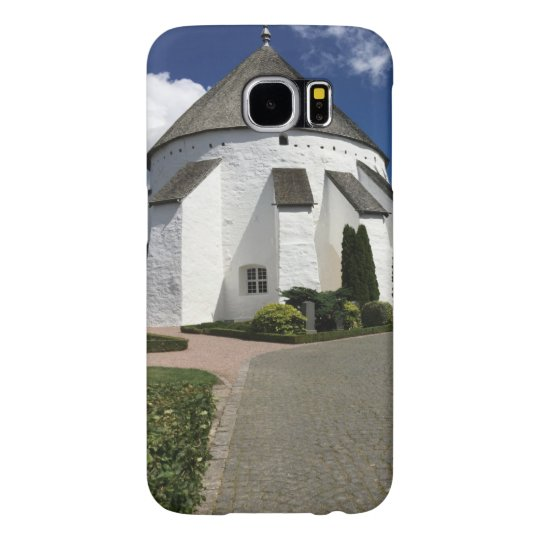 Ostelars Church on Bornholm Denmark Samsung Galaxy S6