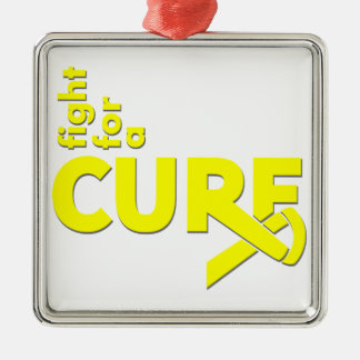 Osteosarcoma Fight For A Cure Ornament