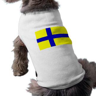 Ostergotland clear Sweden Doggie Tee