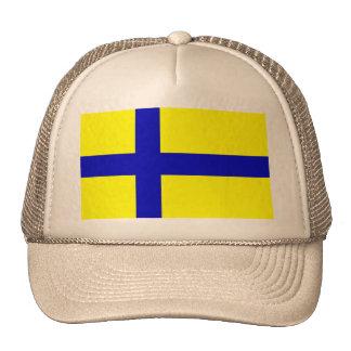 Ostergotland clear Sweden Trucker Hat
